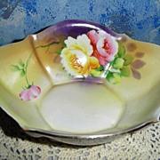 SALE Tea Roses Deep Dish