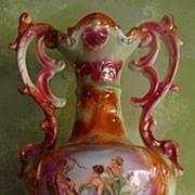 SALE Strasbourg  Austria  Ornate  Vase
