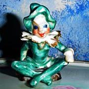 Occupied Japan Happy Pixie Elf