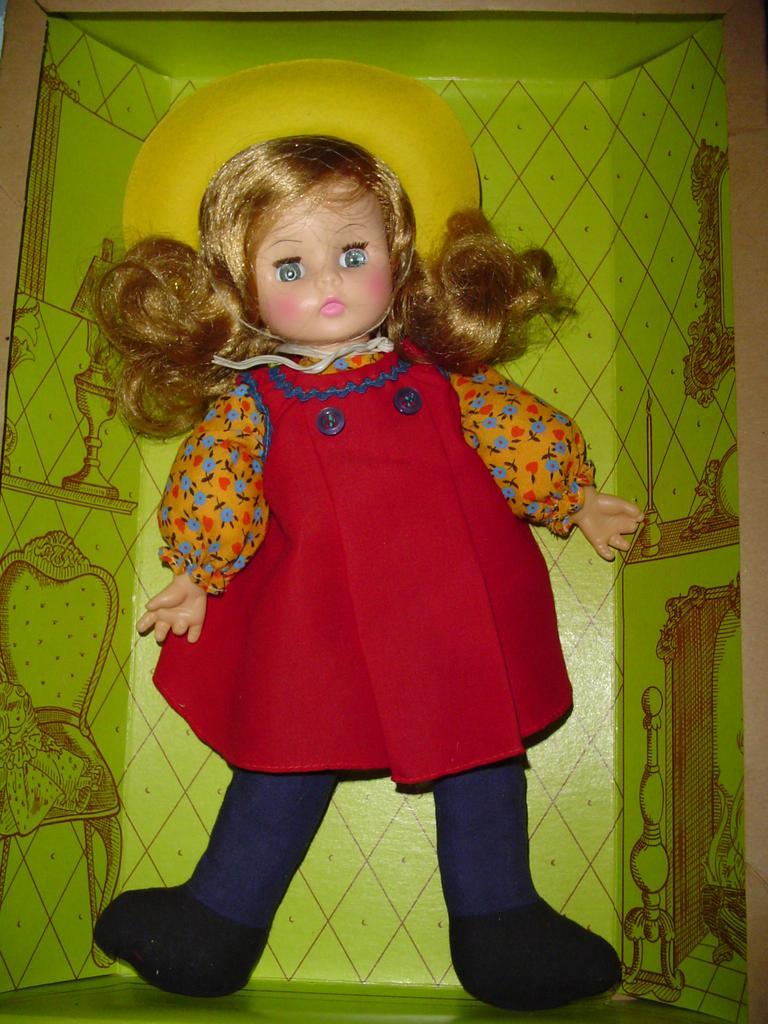 Horsman Sweet Memory Doll *MINT!