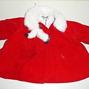 Mattel Chatty Cathy Doll  Red Coat