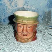 """""""Beswick'  Tony Weller  #673 Sugar Bowl"""