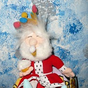 """Old King Cole""  Turby Doll"