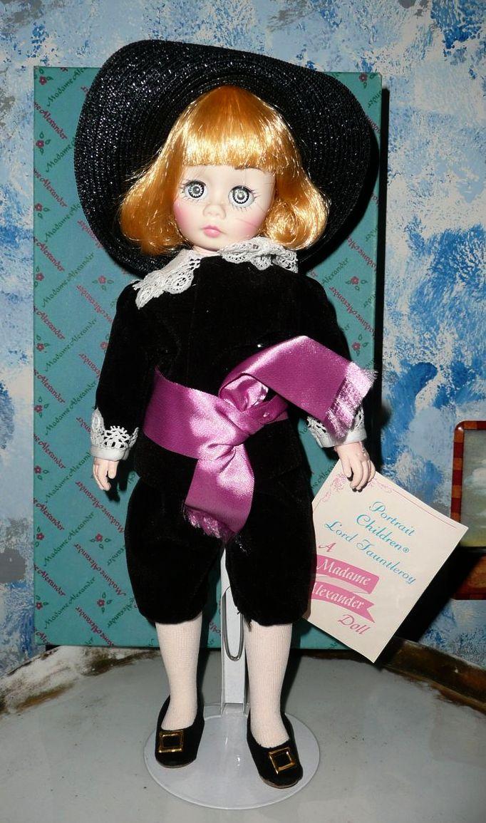Madame Alexander Doll Lord Fauntleroy #1390 *NRFB