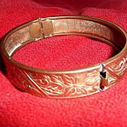 Vintage Cooper Bang Bracelet