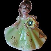 """Josef Original Emerald  """"May"""" Girl"""