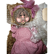 Cute Gund Bear ALYSA-70017 Limited Edition By Pat Kolesar