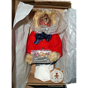 """Gund Bear """"Monty""""  #70012 from The Barton's Crrek Collection by"""