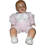 "Beautiful Huge 26"" Composition Baby Doll"