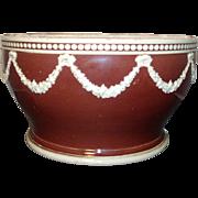 18th c. Wedgwood Creamware Neoclassical Bough Pot