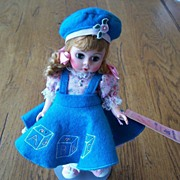 Madame Alexander Wendy Learns Her ABC's Doll