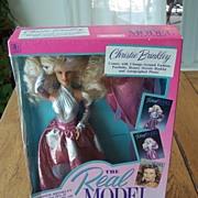 Matchbox 1989  Christie Brinkley Doll
