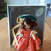 Storybook Doll One Two Button My Shoe