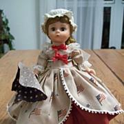 Madame Alexander Betsy Ross Doll