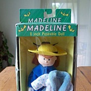 """Madeline 8"""" Poseable Doll By Eden"""