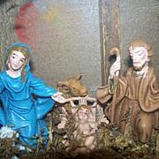 Nativity Scene Made In Italy