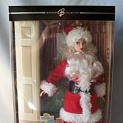 The Christmas Show I Love Lucy Barbie Collector