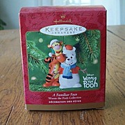 Hallmark Keepsake Ornament From The Winnie The Pooh Collection 2001