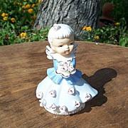 SALE Napco Tuesday's Child Angel Figurine