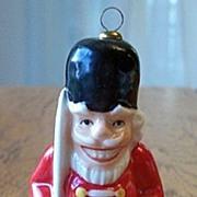 SALE Christmas Ornament 1981Goebel  Annual  Nutcracker