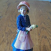 SALE Kirsten An American Girl Figurine Hallmark