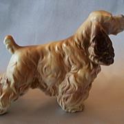 SOLD Cracker Spaniel Dog Figurine by Napco Originals
