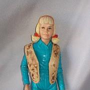 Marx Josie West Action Doll