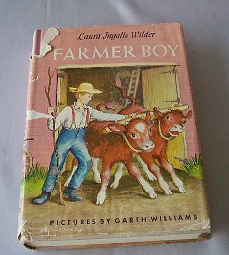 Farmer Boy Laura Ingalls Wilder Farmer Boy by Laura Ingalls