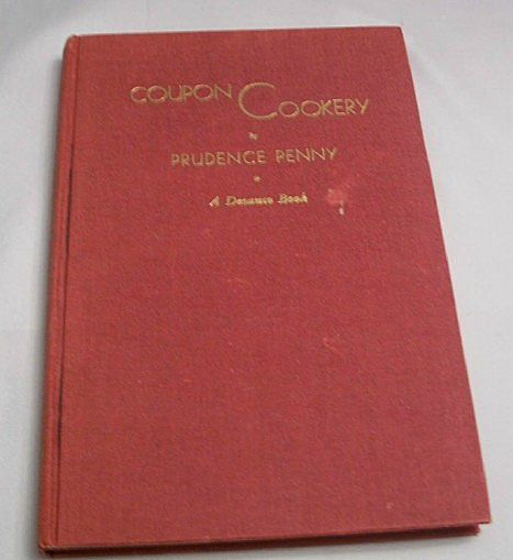 Coupon Cookery By Prudence Penny