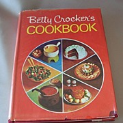 SOLD Betty Crocker's Cookbook First Printing 1969