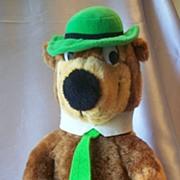 Hanna Barbera Stuffed Toy Yogi Bear 1980