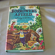 The Borrowers Afield by Mary Norton First Edition