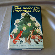 Told Under The Christmas Tree An  Umbrella Book