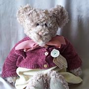 Nancy D. Bearington Boyds Mohair Bear
