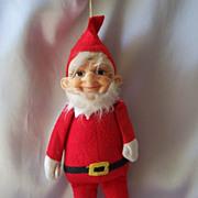 Kamar Santa Claus Elf Doll Japan 1967