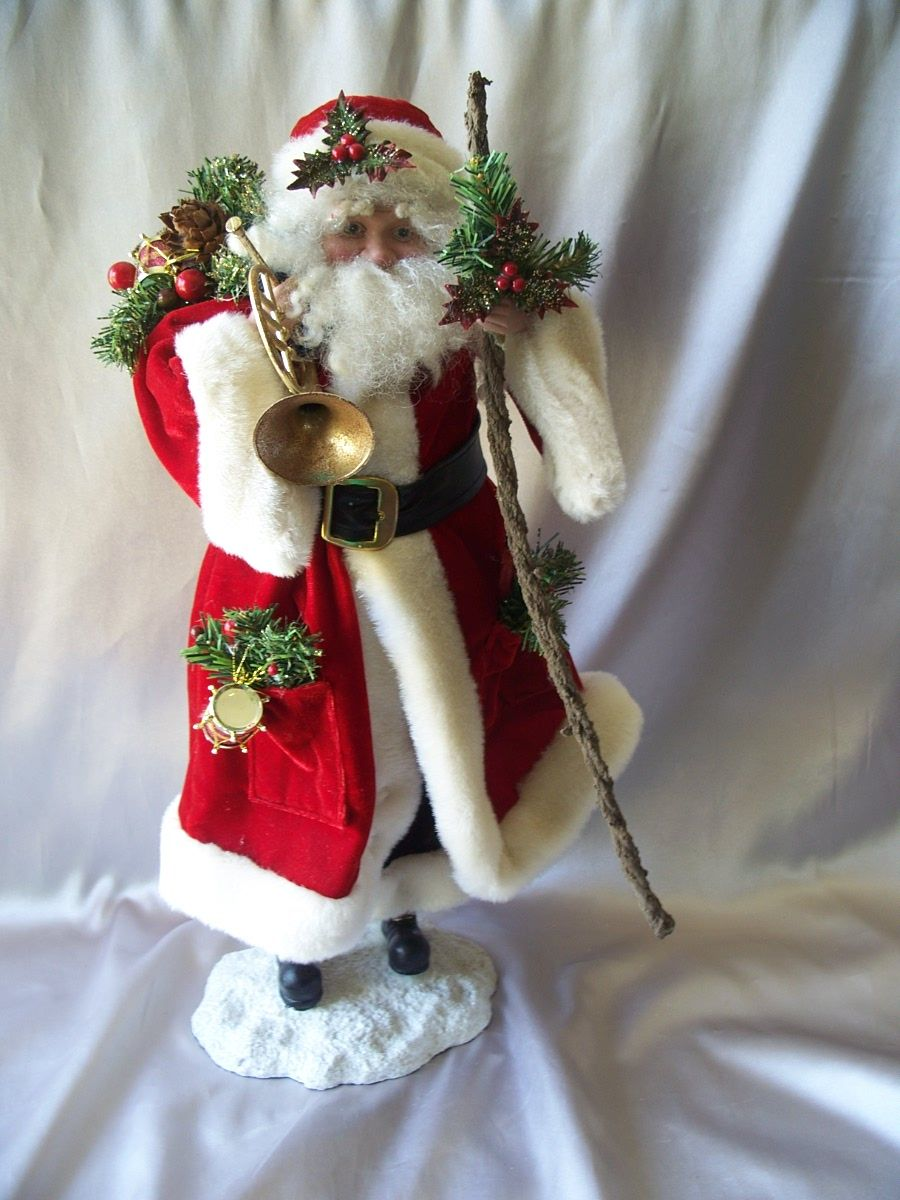 Mark Roberts Display Santa Claus