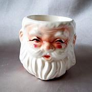 Vintage Santa Egg Cup Japan