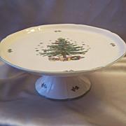 Nikko Christmastime Cake Stand