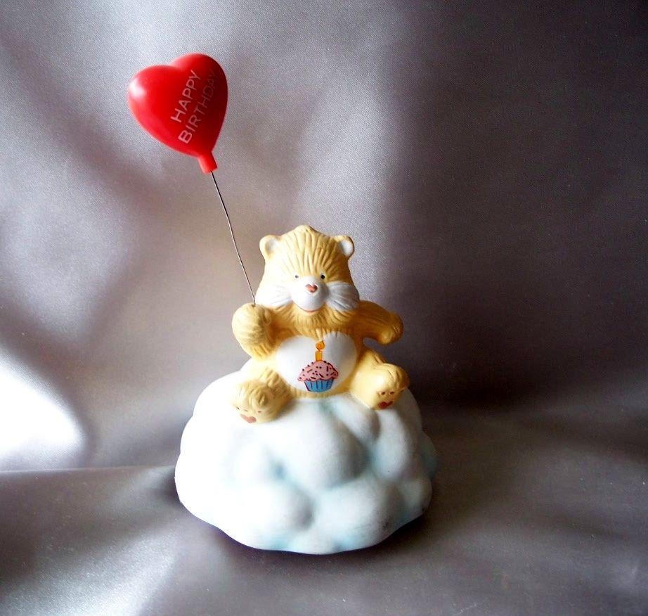 Care Bear Happy Birthday Musical Box Figurine
