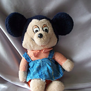 Minnie Mouse Stuffed Doll
