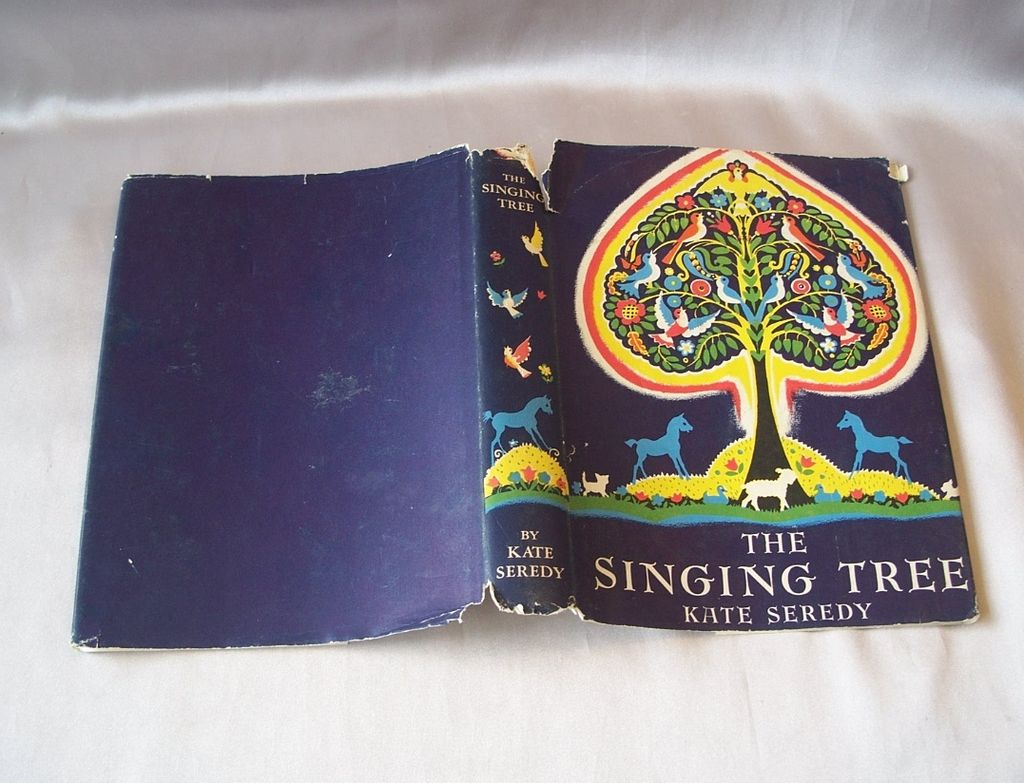 The Singing Tree Kate Seredy Good Condition 1939 1946 8th Printing