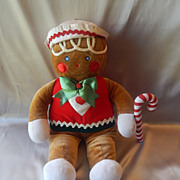 GingerBread Boy Plush Stuffed Toy