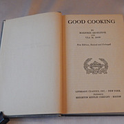Good Cooking by Marjorie Hesltine and Ula M. Dow