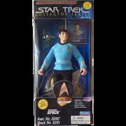 Star Trek Commander Spock Action Figure Doll