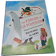 The Fables Of La Fontaine Illustrated by Richard Scarry