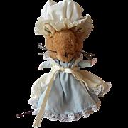 Eden Beatrix Potter Lady Mouse Plush Toy