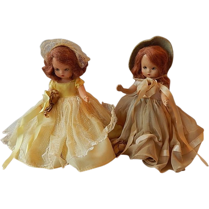 Two nancy ann storybook dolls from colemanscollectibles on ruby lane