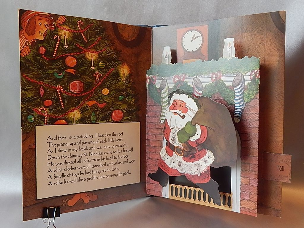 Night Before Christmas Books