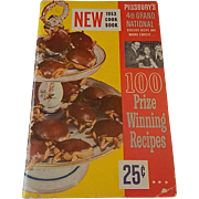Pillsbury's 4th Grand National Cook Book 1953