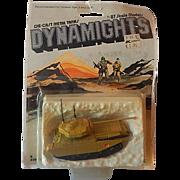 Dynamights Die Cast Metal Tank